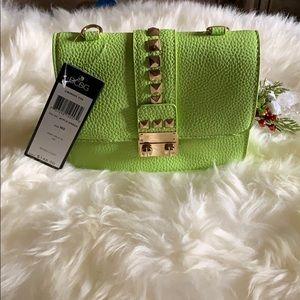 Lime Green BCBG purse brand new